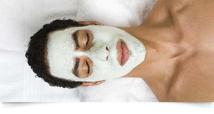 Men's Basial at viktoriya's skin care